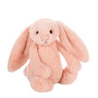 Jellycat Bashful Blush Bunny Medium knuffel 31 cm, Roze