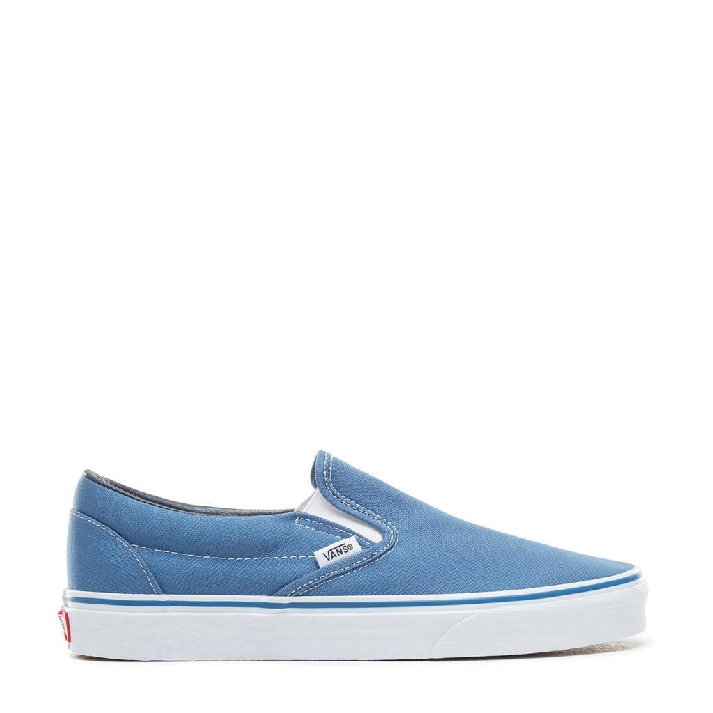 VANS  Classic Slip-On sneakers blauw, Blauw