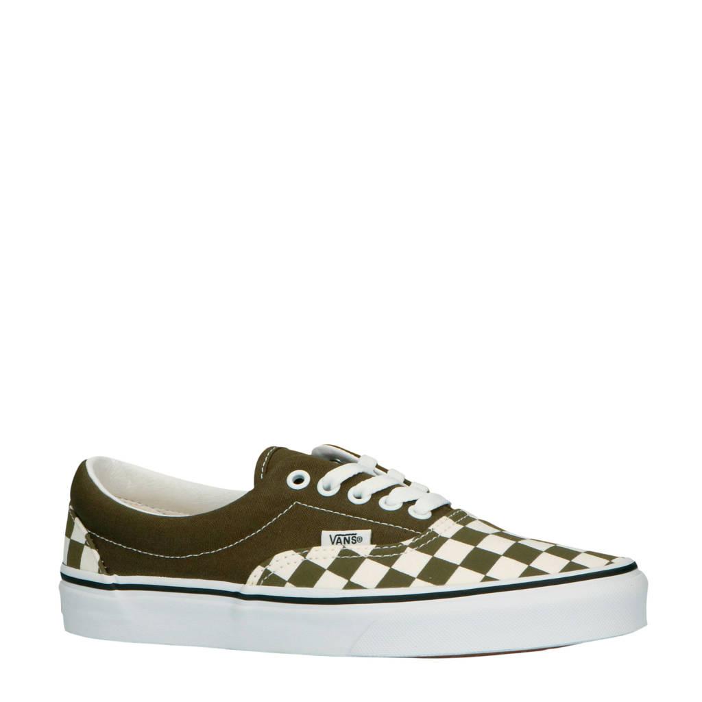 VANS  Era sneakers groen/wit, Groen/wit