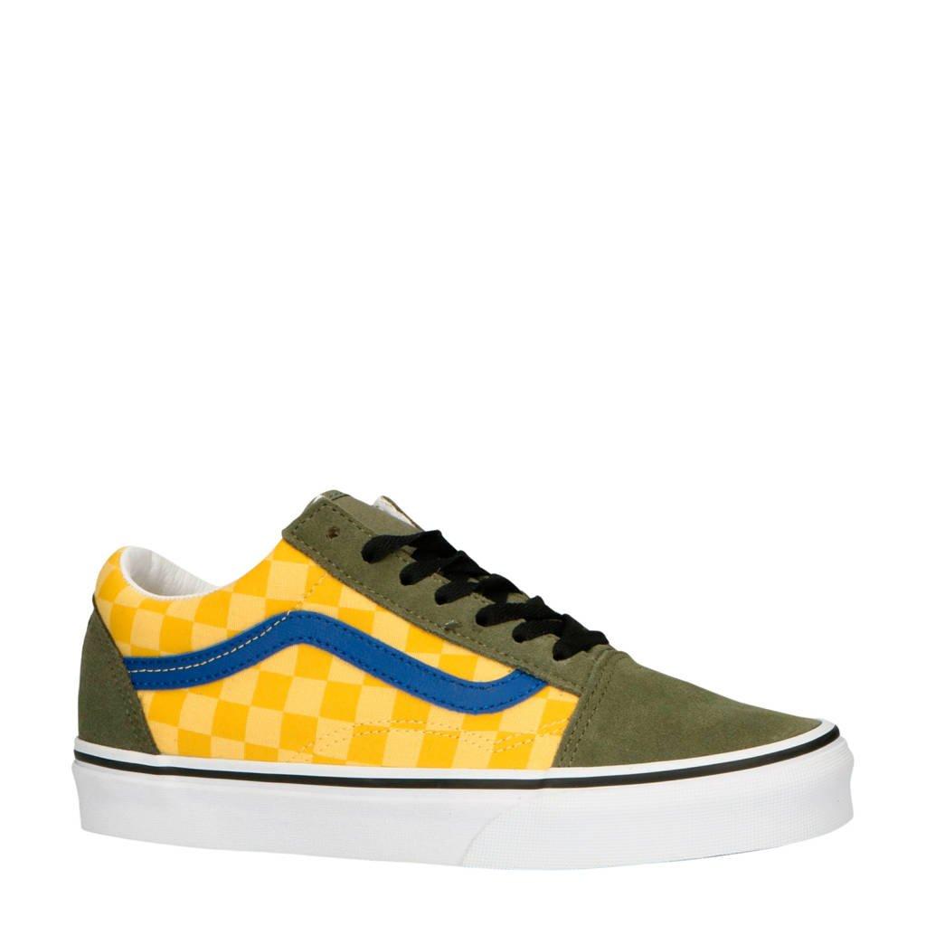 VANS  Old Skool suède sneakers groen/multi, Groen/multi