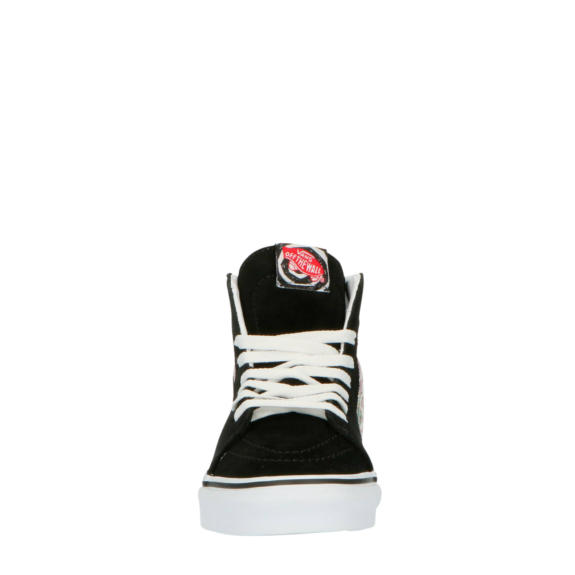 VANS Sk8 Hi The Nightmare Before Christmas sneakers zwart