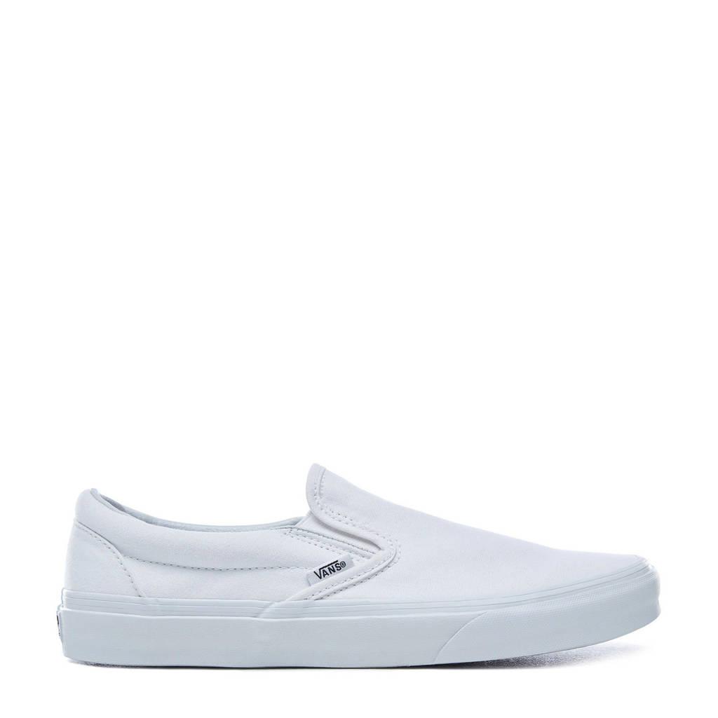 VANS  Classic Slip-on sneakers wit, Wit