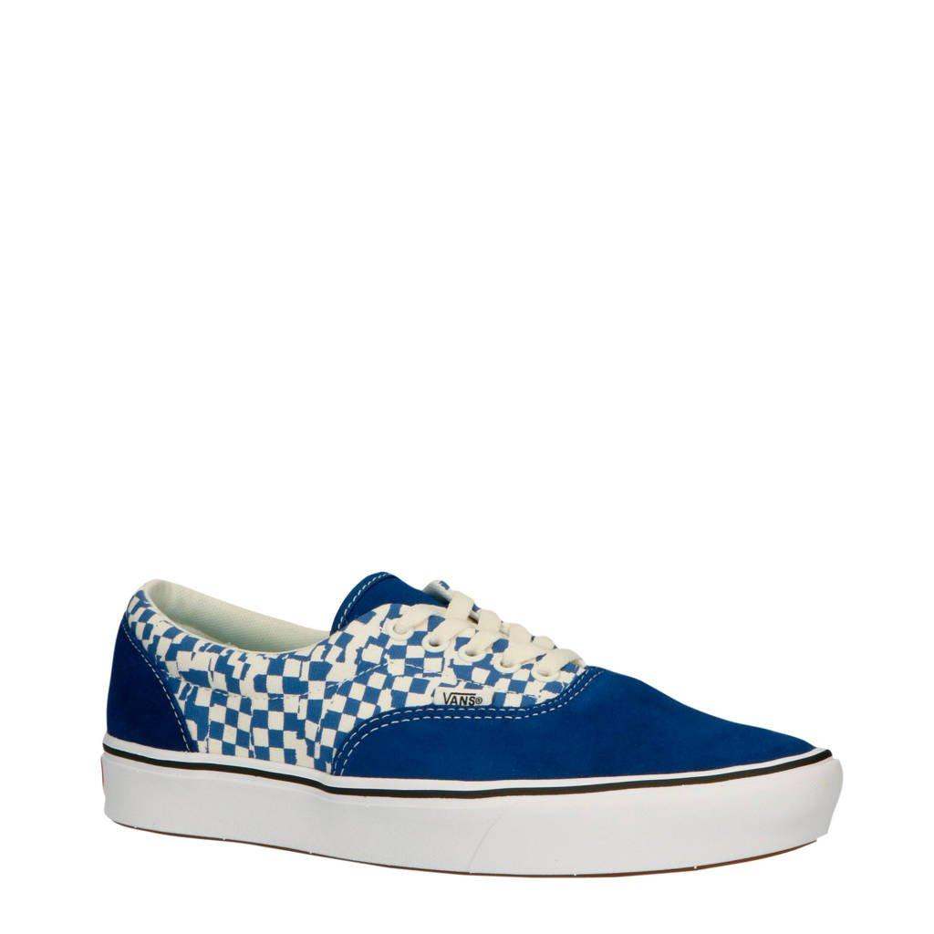 VANS  UA ComfyCush Era sneakers blauw/wit, Blauw/wit