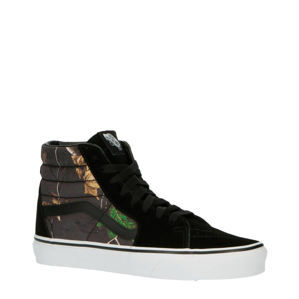 VANS Sk8-Hi REALTREE® sneakers zwart, Zwart/bruin