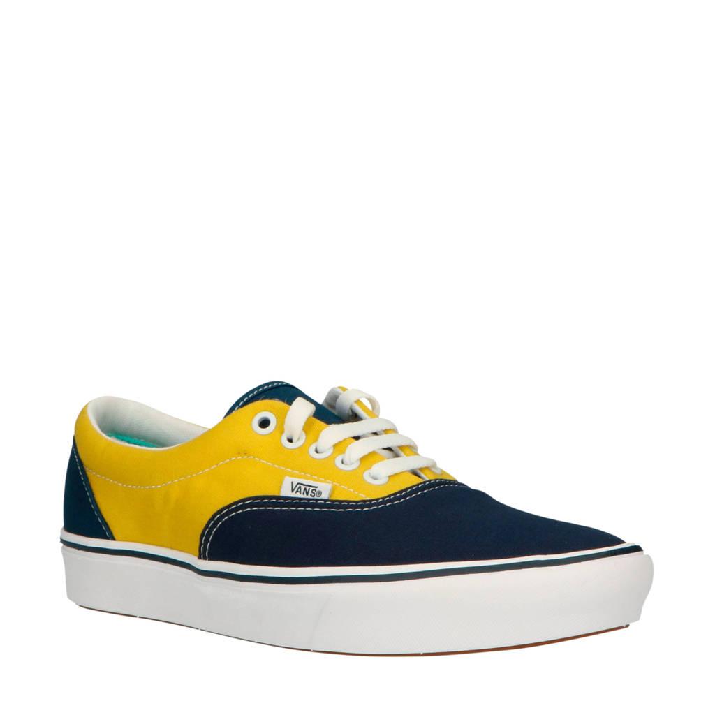 VANS  UA ComfyCush Era sneakers blauw/geel, Blauw/geel