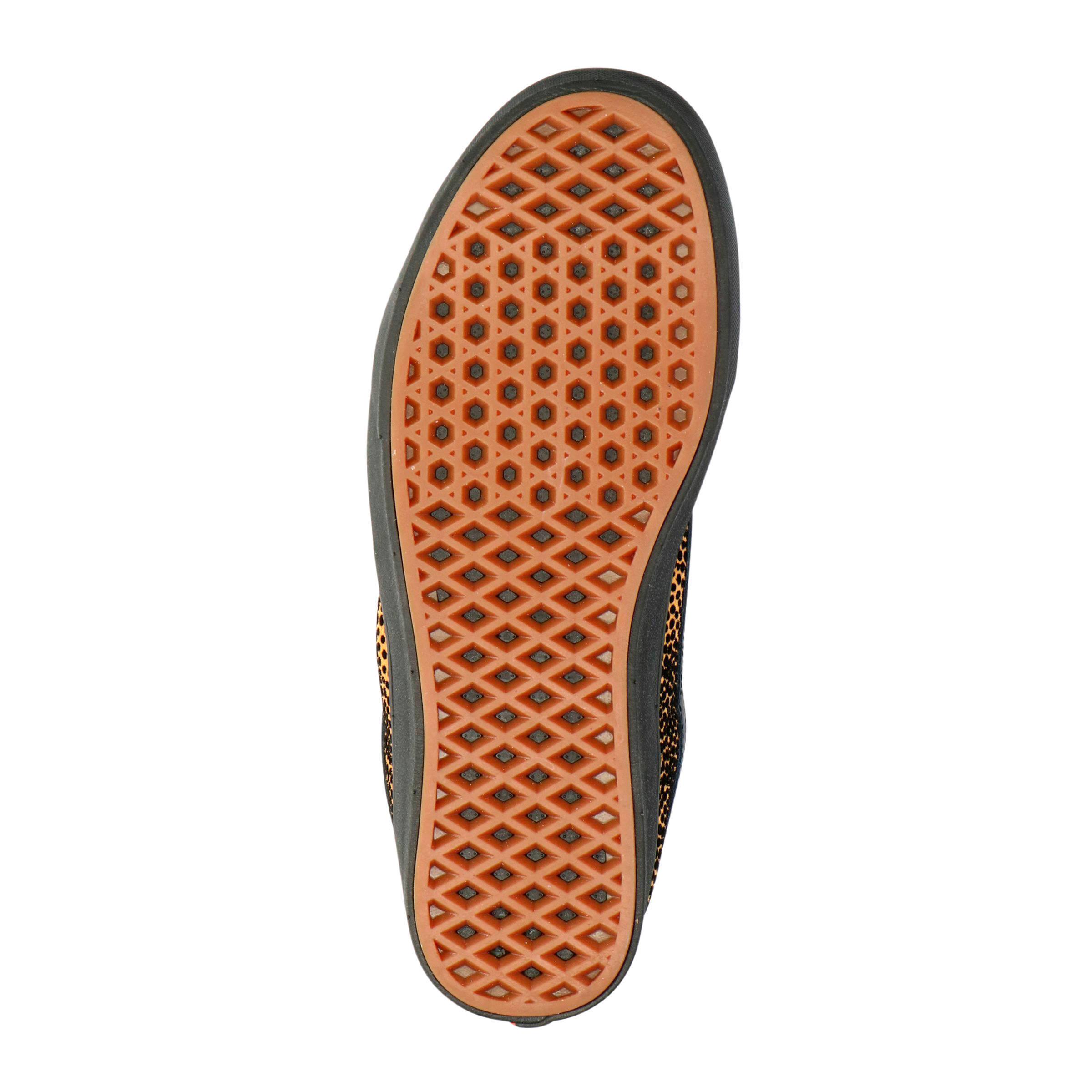 ComfyCush SK8 Hi Reissue sneakers zwartpanterprint