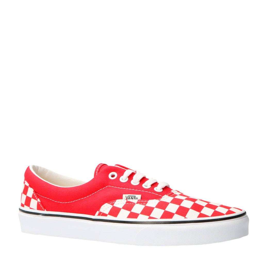 VANS  Era sneakers rood/wit, Rood/wit