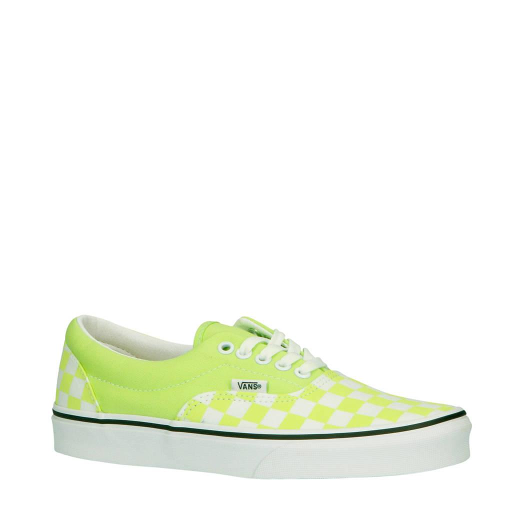 VANS  Era sneakers wit/groen, Wit/groen
