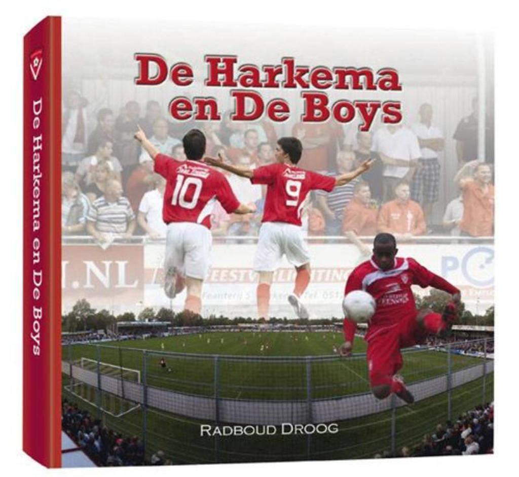 De Harkema en de boys - Radboud Droog