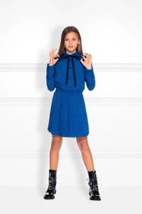 NIK&NIK rok Bibi Cayla met hartjes blauw, Blauw