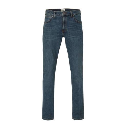 Wrangler straight fit jeans Greensboro green night