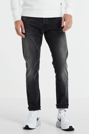 slim fit jeans Grim Tim concrete black