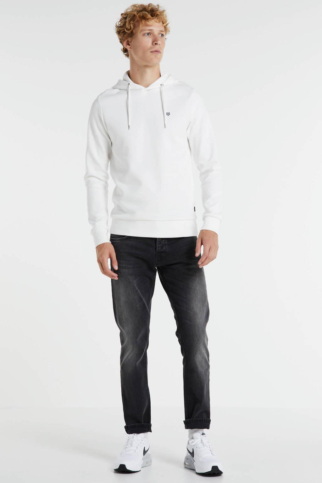Nudie Jeans slim fit jeans Grim Tim concrete black, Concrete Black
