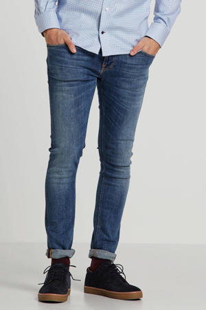skinny fit jeans Tight Terry steel navy