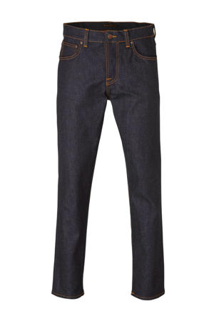 regular fit jeans Steady Eddie II dark denim