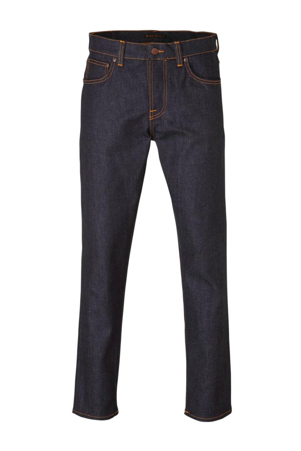 Nudie Jeans regular fit jeans Steady Eddie II dry true, Dry True