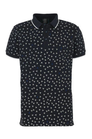 polo met all over print