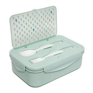 bento lunchbox groen