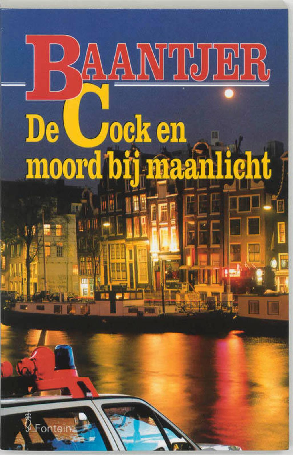 Baantjer: De Cock en moord bij maanlicht - A.C. Baantjer