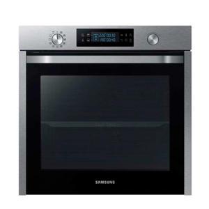 NV75K5571BS/EF dual cook inbouw grillbakoven