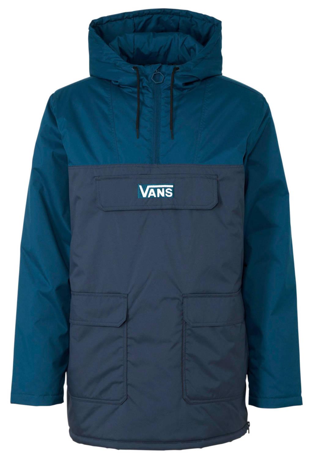 VANS winterjas petrol/donkerblauw, Petrol/donkerblauw