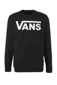 VANS   sweater, Zwart/wit