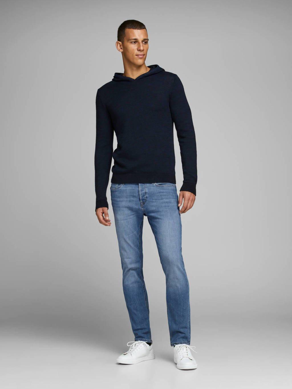 JACK & JONES JEANS INTELLIGENCE slim fit jeans Tim blue denim, Blue denim