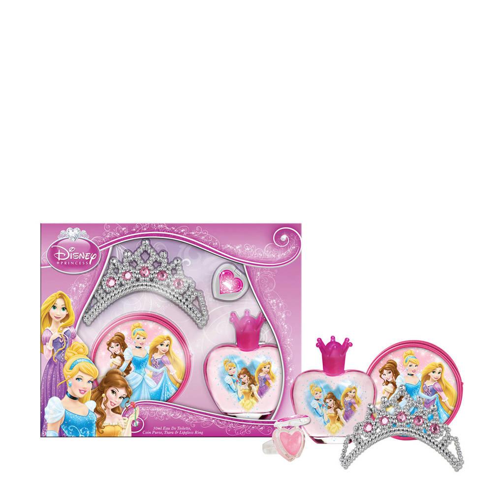 Disney Princess Tiara Set