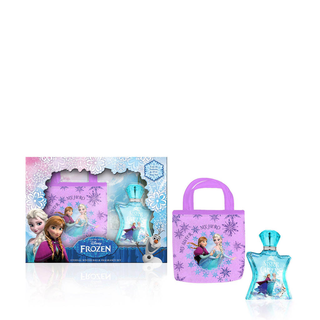 Disney Frozen Eternal Winterbag & Fragrance Set
