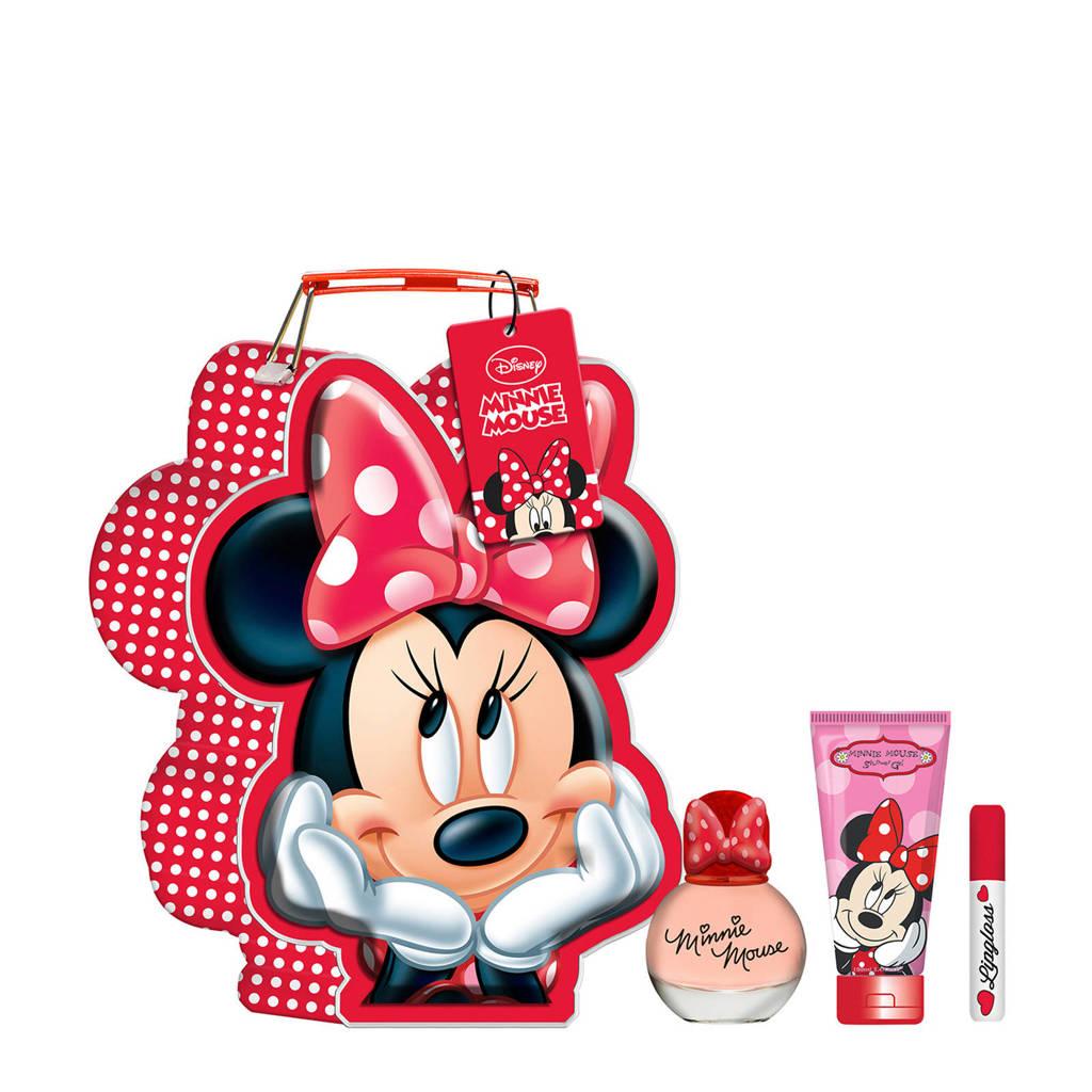Disney Minnie Mouse Large Tin Set