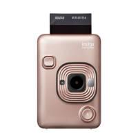Fujifilm Instax mini LiPlay instant camera, rosegoud