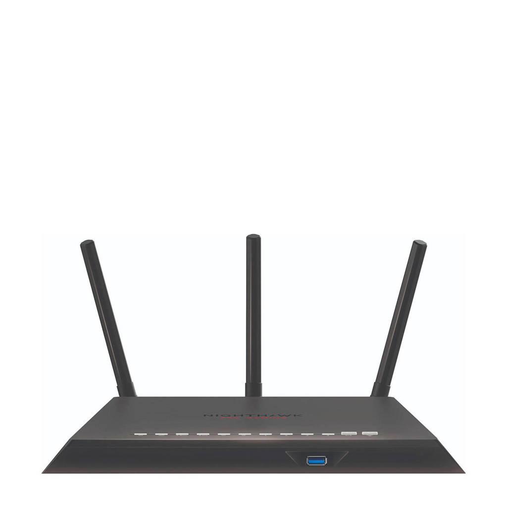 Netgear Nighthawk Pro Gaming XR300 router, Zwart