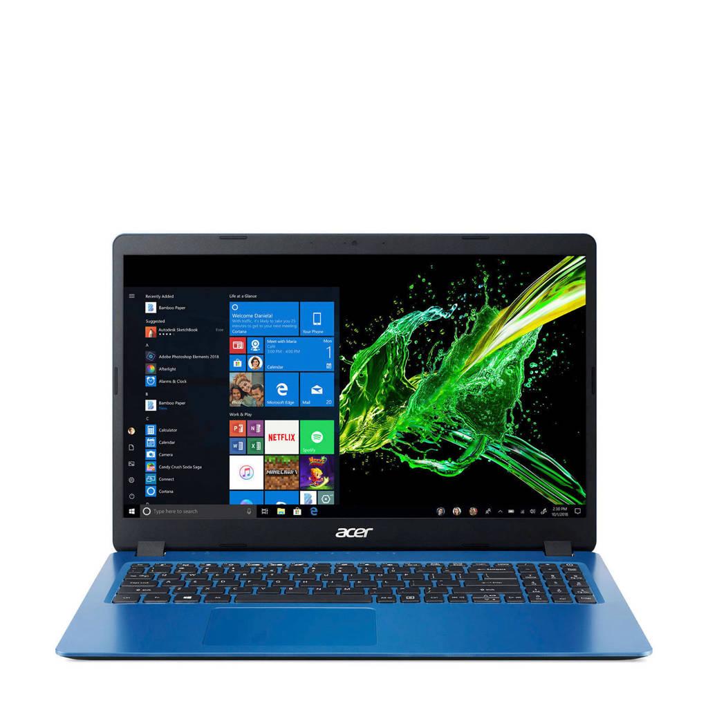 Acer ASPIRE 3 A315-54 15.6 inch Full HD laptop, Blauw