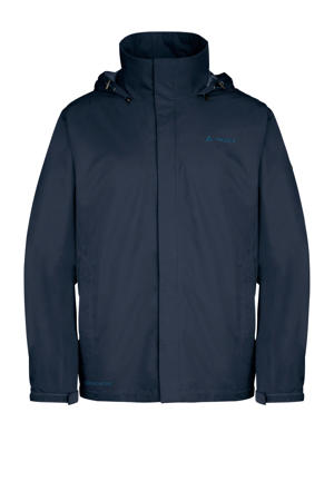 regenjas Escape Lite Jacket blauw