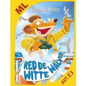 Geronimo Stilton: Red de witte walvis - Geronimo Stilton