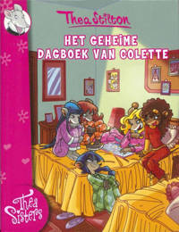 Thea Stilton: Het geheime dagboek van Colette - Thea Stilton
