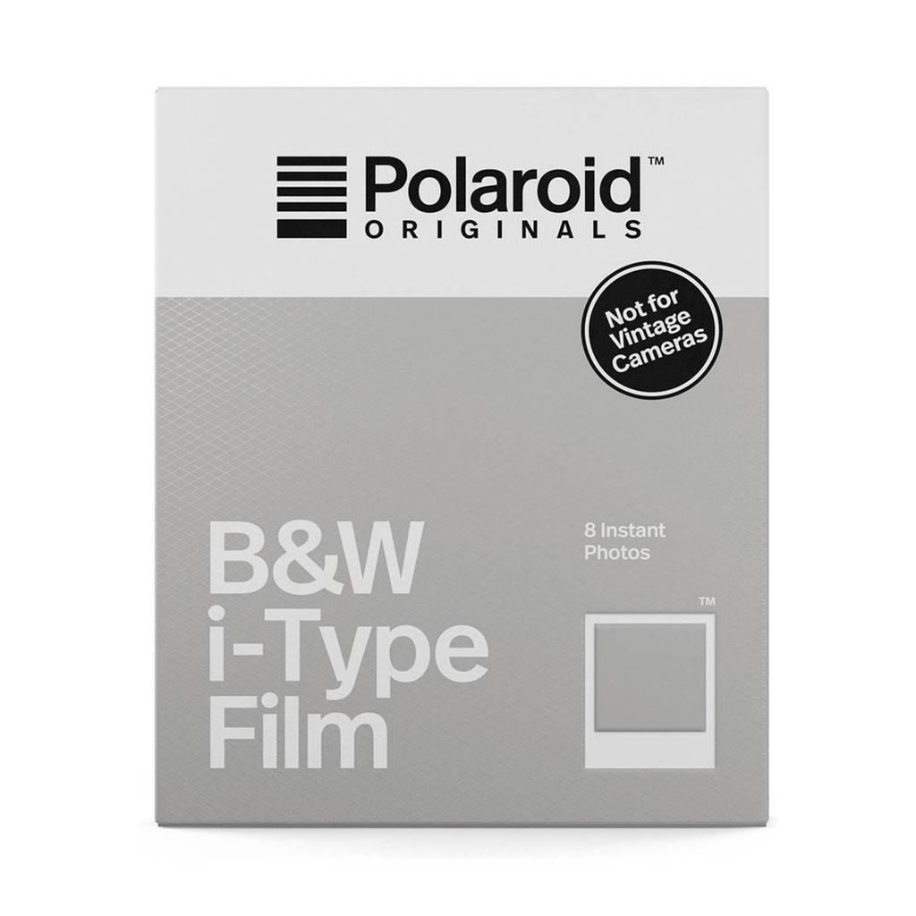 Polaroid I-Type zwart-wit film