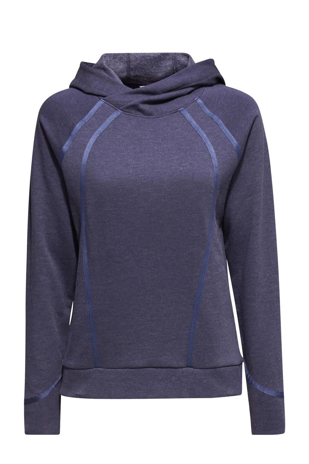 ESPRIT Women Sports sportsweater donkerblauw, Donkerblauw