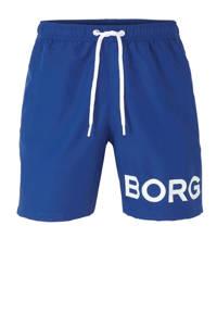 Björn Borg zwemshort blauw, Blauw