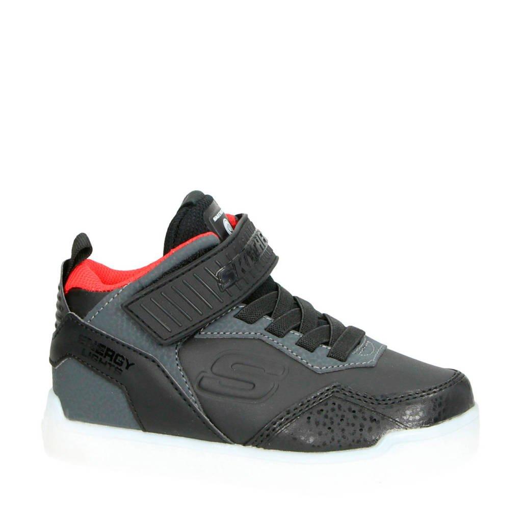 Skechers   sneakers grijs/zwart, Grijs/zwart