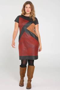 Paprika coated jurk zwart, Zwart