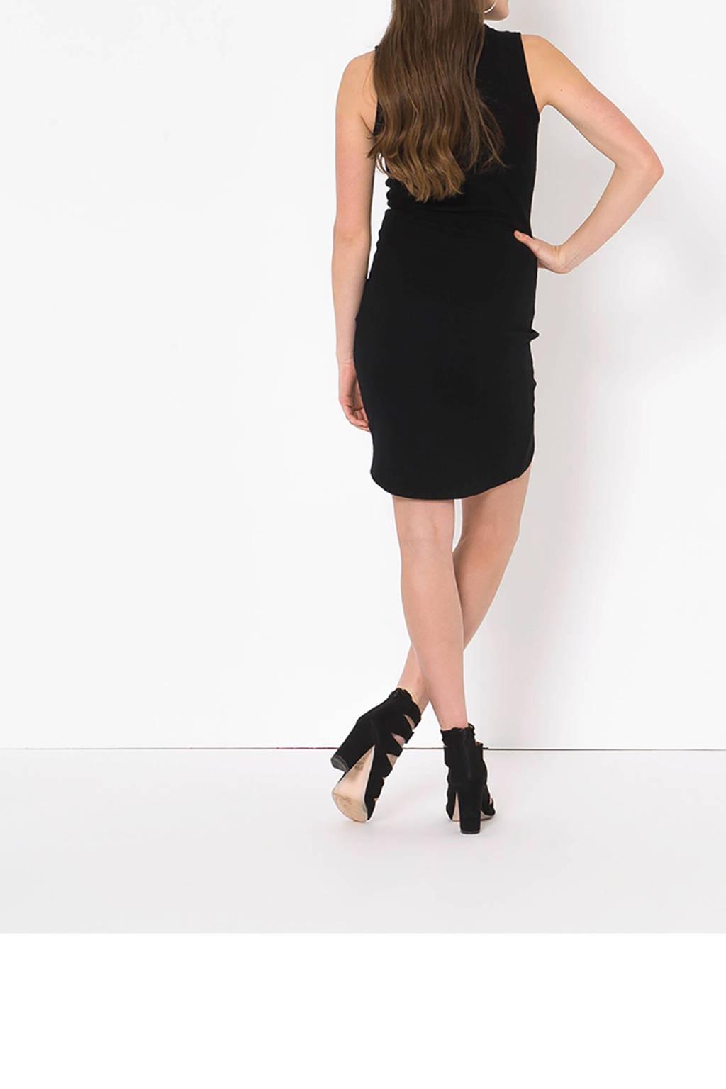 CoolCat Nsammy jurk, Zwart