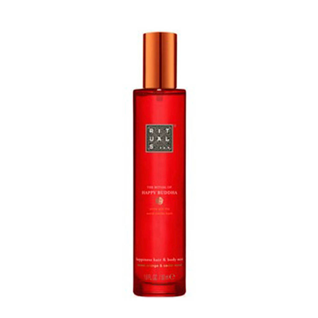 Rituals The Ritual of Happy Buddha Hair & Body mist - 50 ml