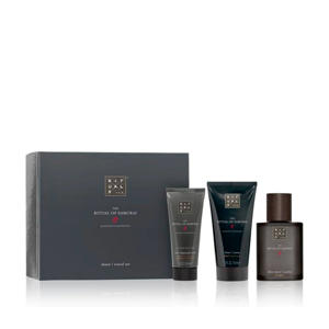 The Ritual of Samurai Travel scheer set - 130 ml