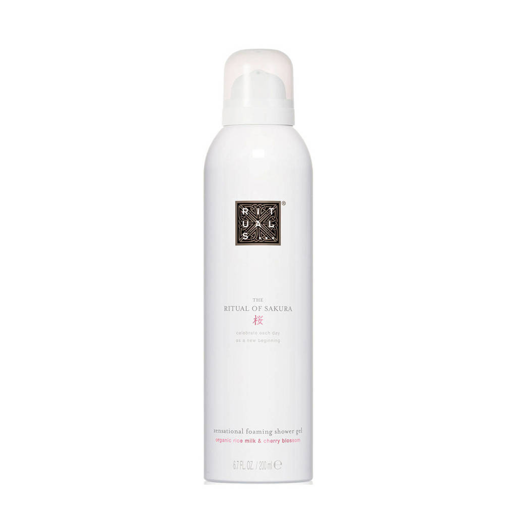 Rituals The Ritual of Sakura Foaming douchegel - 200 ml