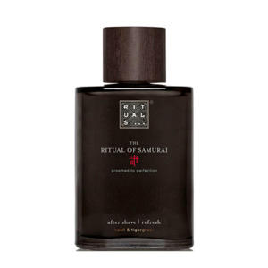 The Ritual of Samurai Face After Shave Refresh gel - 100 ml