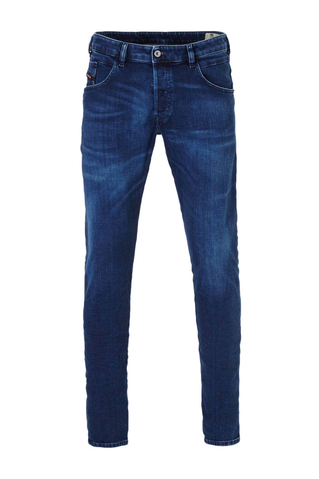 Diesel tapered fit jeans D-Bazer, 1 Blauw