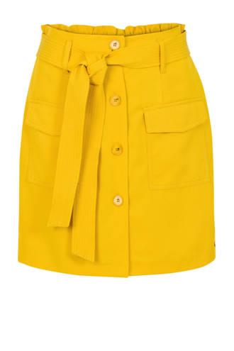 skort geel
