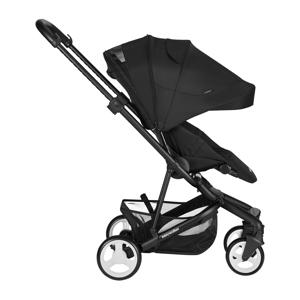 Charley kinderwagen night black