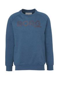 Björn Borg   sportsweater blauw, Blauw